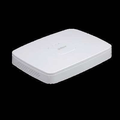 Dahua Technology DHI-NVR4108-8P-4KS2 4 Channel Smart 1U 8PoE 4K&H.265 Lite Network Video Recorder