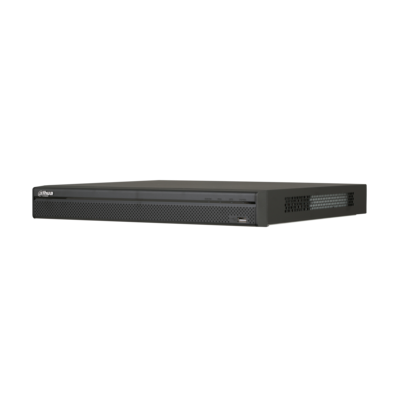 Dahua Technology DHI-NVR5232-16P4KS2E 32 Channel 1U 16PoE 4K & H.265 Pro Network Video Recorder