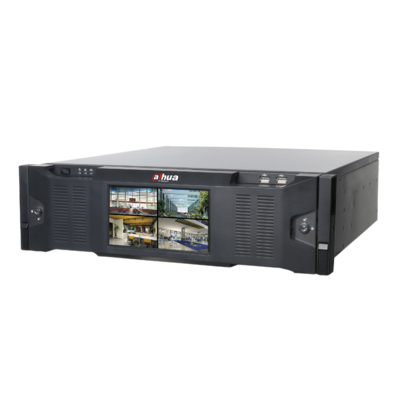 Dahua Technology DHI-NVR616DR-64-4KS2 64 Channel Ultra Series 4K H.265 Network Video Recorder