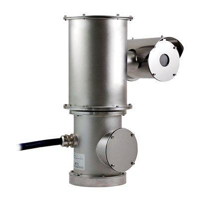 Videotec NXPTZR1A00Z00C NXPTZR SERIES2 Radiometric Thermal PTZ Camera