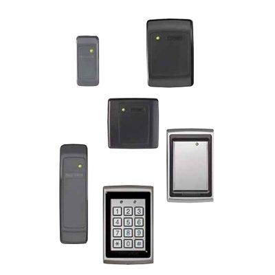 Honeywell Security OP90HONS OmniProx™ HID Compatible, Metal, Single-Gang (US) Reader