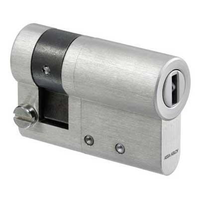 CLIQ - ASSA ABLOY AA-E-CY201-SC Scan Oval Cylinder