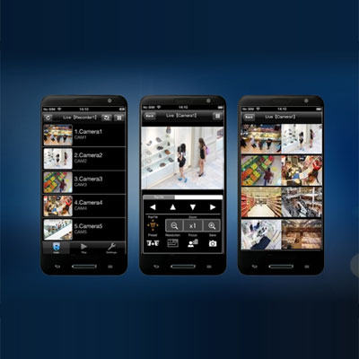 Panasonic Panasonic Security Viewer Ver.2.0 App For Smartphone And Tablet