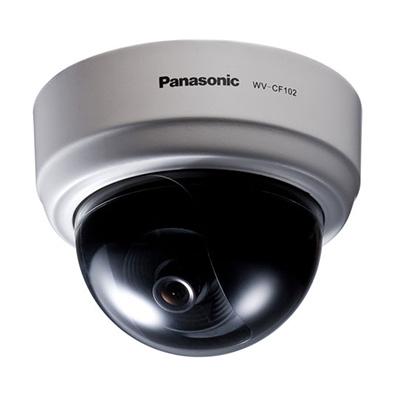 Panasonic WV-CF102E 540 TVL Compact Day/night Fixed Dome Camera
