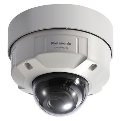 Panasonic WV-SFV631L Full HD 2.4MP Day/night IP Dome Camera