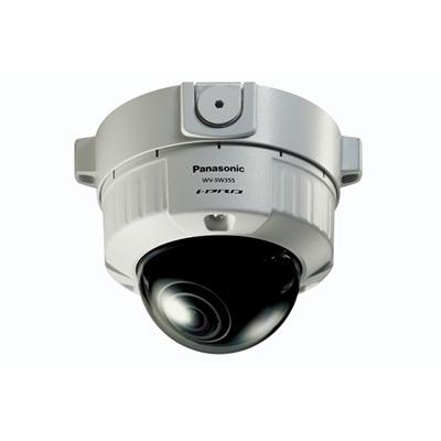 Panasonic WV-SW355E 1.3 Megapixel True Day/Night Fixed Dome Network Camera