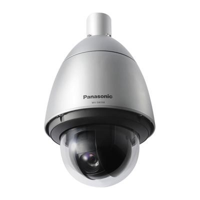 Panasonic WV-SW598 2.4MP Full HD PTZ IP Dome Camera