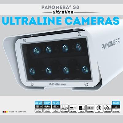 Dallmeier Panomera® S8 Ultraline
