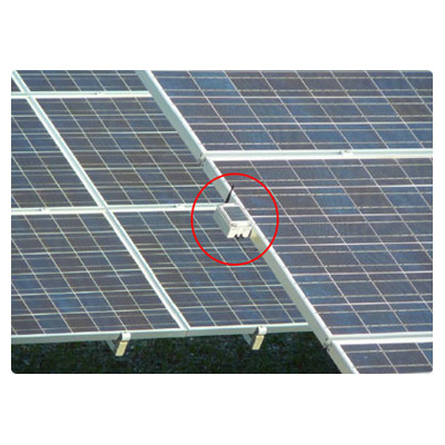 PCSC LazerLok Fiber Optic Security System For Preventing Solar Panel Theft