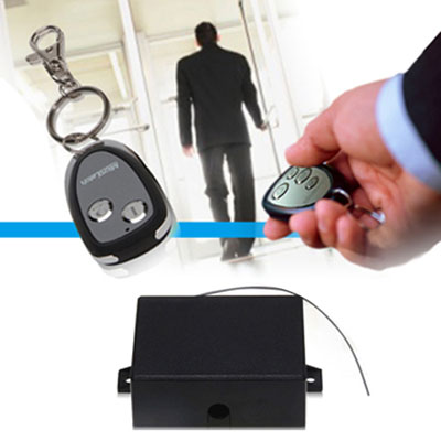 PCSC REC 20 Wireless Wiegand RF Receiver With Two-button Keyfob