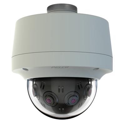 Pelco IMM12018-1EP 12MP Day/Night Mini IP Dome Camera