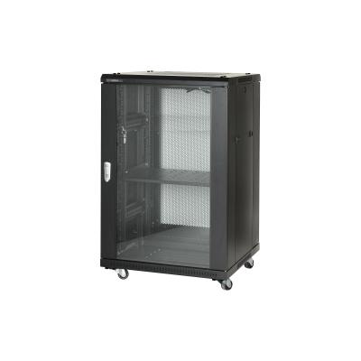 """Dahua Technology PFC200D-18U6D 19"""" 18U Rack Cabinet"""
