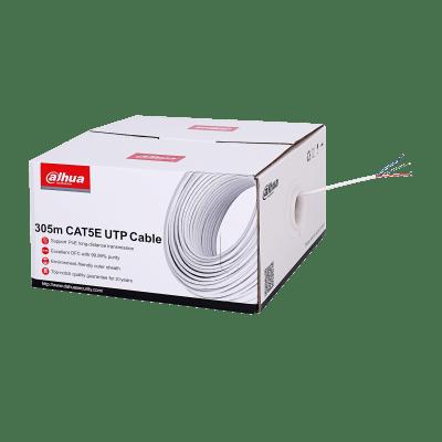 Dahua Technology PFM923I-5EUN-C 305m UTP CAT5E LSZH CPR E Cable