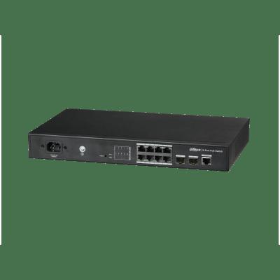 Dahua Technology PFS4210-8GT-150 8-Port PoE Gigabit Managed Switch