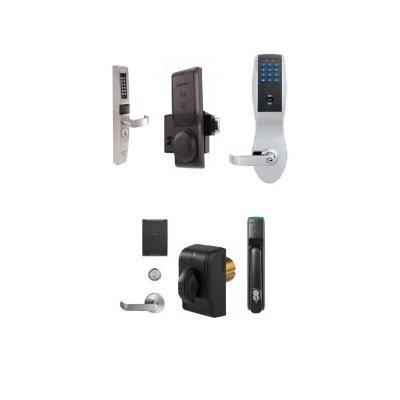 Honeywell Security K100-SPEC HES Aperio K100 SPEC Wireless Cabinet Lock