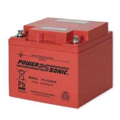 Vanderbilt PS12380 12v/38.0Ah Flame Retardant Battery