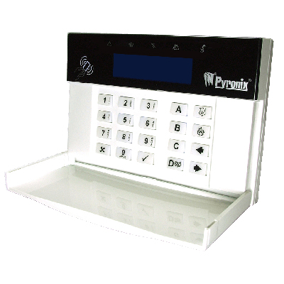 Pyronix PCX Contemporary Keypad