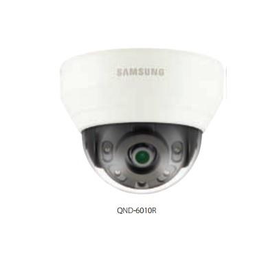 Hanwha Techwin America QND-6010R 2MP Network IR Dome Camera
