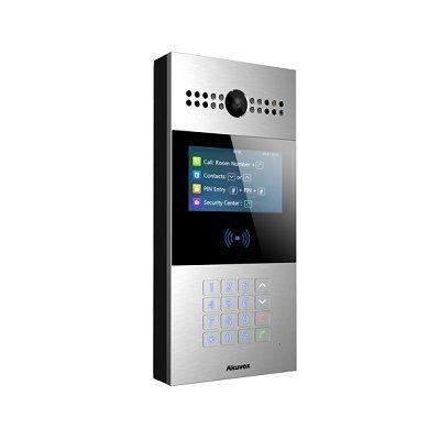 Akuvox R28 SIP Video Doorphone With A Numeric Keypad