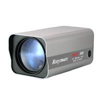 Raymax RHM30Z1028GP-IR 1/2 Inch IR Corrected, 1.3MP Motorised Zoom Lens With Presets