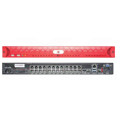 Salient Systems RED3 24PORT Client, Server And Switch For Professional Video Surveillance Deployments