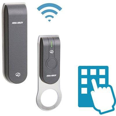 ASSA ABLOY - Aperio® RFID reader plate