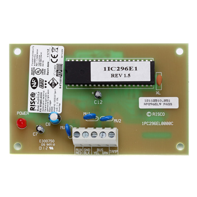 RISCO Group 999 Event Expansion Module Expands The System Event Log Memory