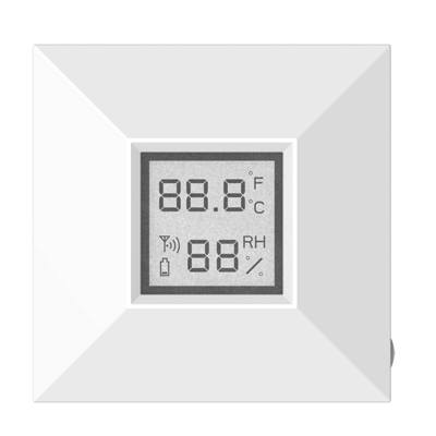 Climax Technology RS-23ZB Wireless Temperature And Humidity Sensor With LCD Display