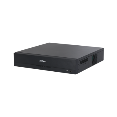 Dahua Technology XVR5816S-4KL-I2 16 Channel Penta-brid 4K-N/5MP 2U WizSense Digital Video Recorder