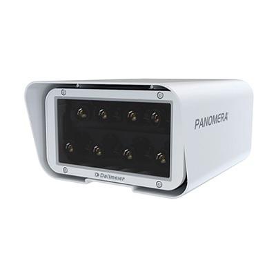 Dallmeier S8 43/90 DN 43MP Multifocal Sensor System
