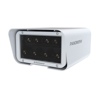 Dallmeier S8 190/30 DN 190 MP Multifocal sensor system with 8 sensors