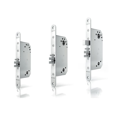 SALTO XS4 NORDIC Scandinavian Mortise Lock