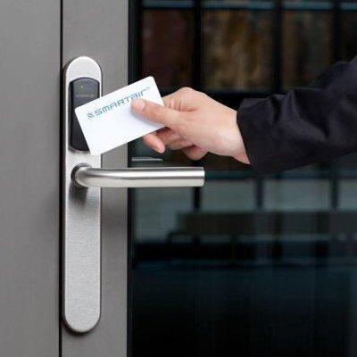 ASSA ABLOY SC - Smartair Cards - To Be Used With SMARTair Escutcheons