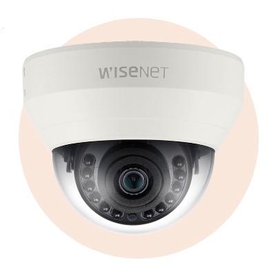 Hanwha Techwin America SCD-6023R 1080p Analog HD IR Dome Camera