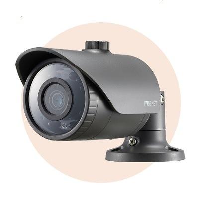 Hanwha Techwin America SCO-6023R 1080p Full-HD IR Bullet Camera