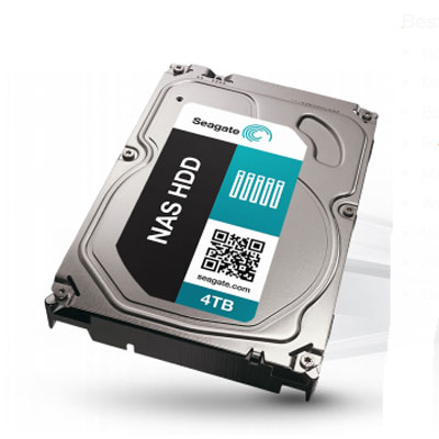 Seagate ST2000VN001 2TB NAS HDD + Rescue