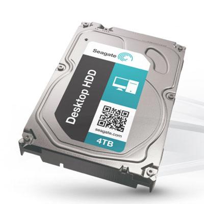 Seagate ST4000DM000 4TB Desktop HDD