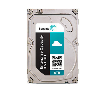 Seagate ST5000NM0054 3.5 HDD SED 5TB Hard Drive