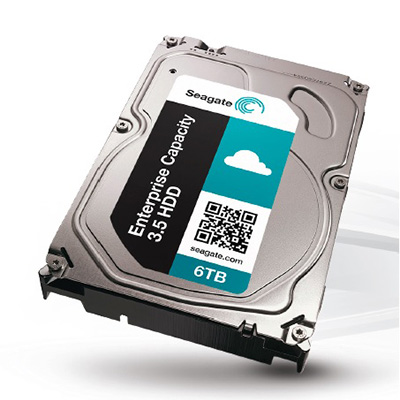 Seagate ST6000NM0124 Enterprise Capacity 3.5 HDD SATA 512E PowerBalance 6TB Hard Drive