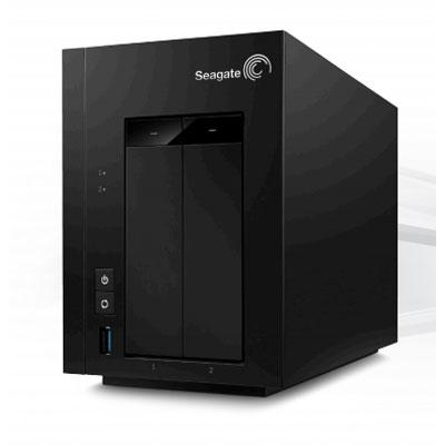 Seagate STCT10000300 10TB NAS 2-Bay