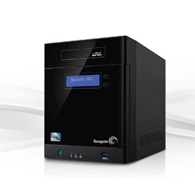 Seagate STDM16000300 Business Storage Windows Server 4-bay NAS 16TB