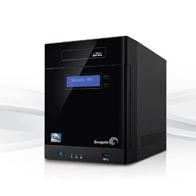 Seagate STDM8000300 Business Storage Windows Server 4-bay NAS 8TB