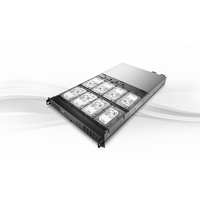 Seagate STDP16000200 8-bay Rackmount 16TB Network Attached Storage