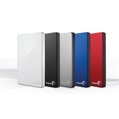 Seagate STDR1000303 Backup Plus Portable Drive 1TB Red