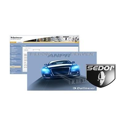 Dallmeier SEDOR ANPR Server 4 channel IP video analysis system