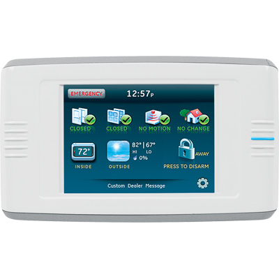 Simon XT/XTi 60-924-RF-TS-N Two-Way Talking Touch Screen
