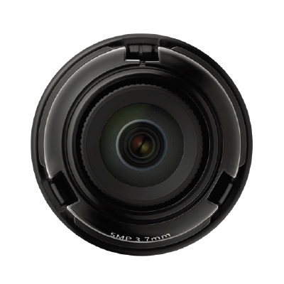 Hanwha Techwin America SLA-2M2400Q Exchangeable 2MP Lenses For PNM-9000VQ