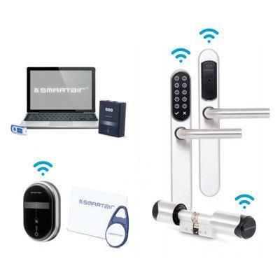 ASSA ABLOY SMARTair Update on Card offline access control system
