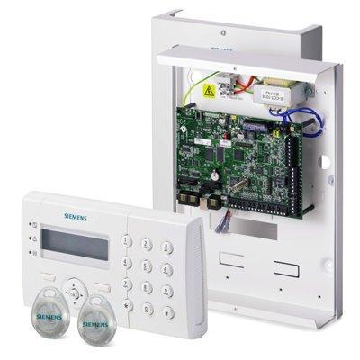 Vanderbilt SPC4320.320-K1 W, LCD W. CR, 2 X IB44