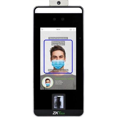 Vanderbilt Speedface V5L TD Facial Recognition Reader